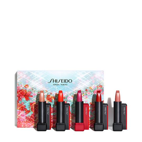 ModernMatte Powder Lipstick Holiday Colors Mini Lip Bouquet (A $78 Value),
