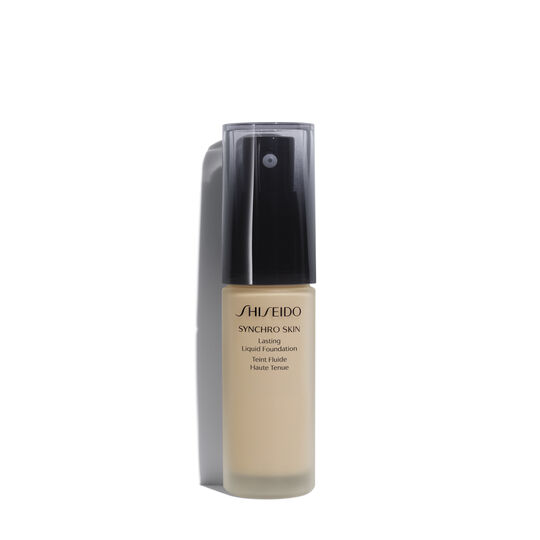 Synchro Skin Lasting Liquid Foundation, Golden 4