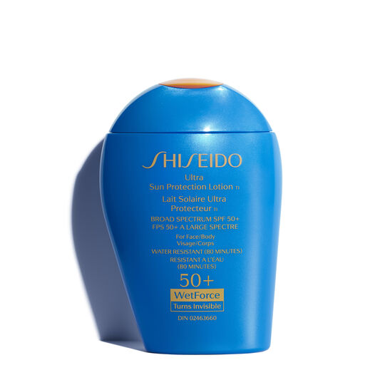 Ultra Sun Protection Lotion WetForce SPF 50+,