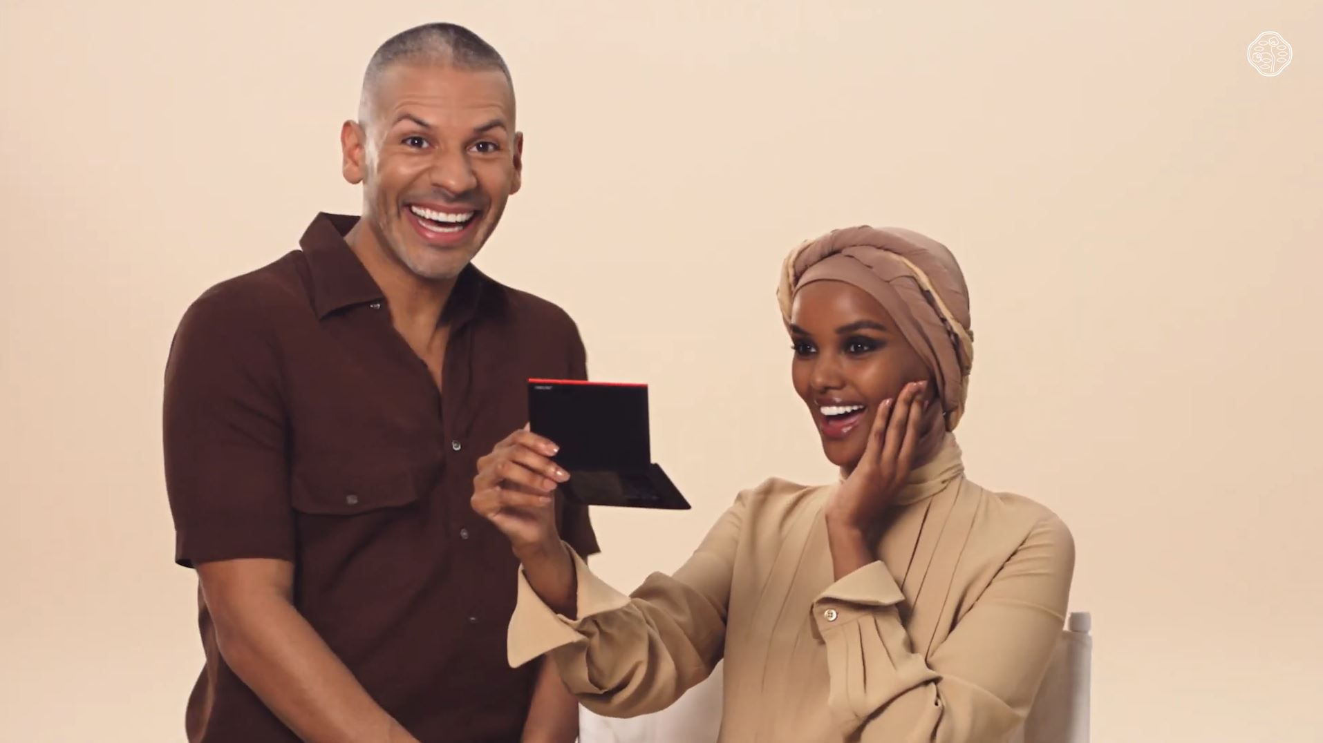 Halima's Flawless Foundation Look By Vincent Oquendo | SHISEIDO