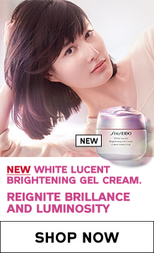 NEW White Lucent Brightening Gel Cream. Reignite Brilliance and Luminosity. SHOP NOW