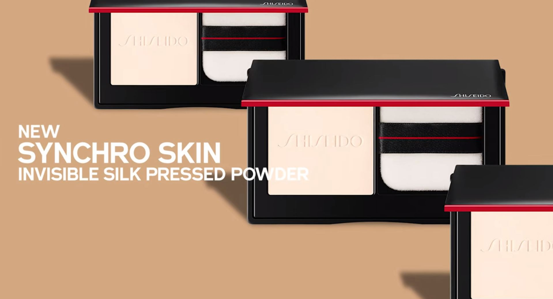 SYNCHRO SKIN Poudre Compacte Soyeuse Invisible