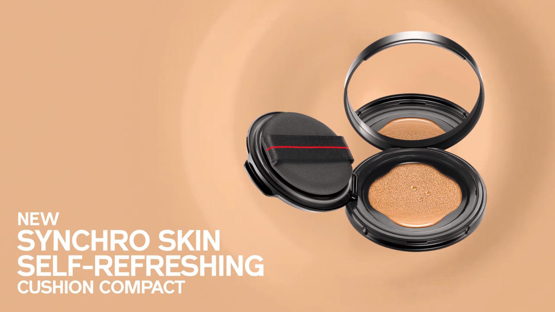 Compact à coussinSynchro Skin