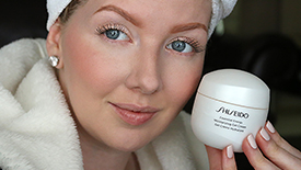 Watch Zabrena's Essential Energy Review | SHISEIDO